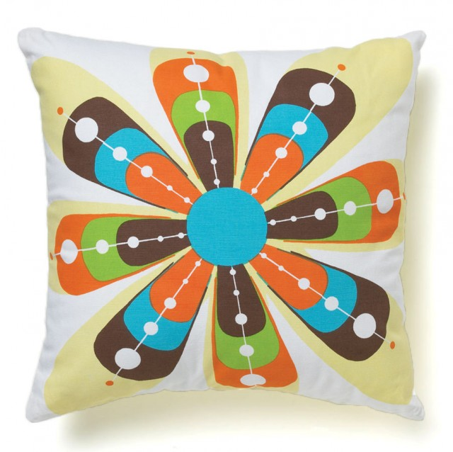 Colorburst Pillow