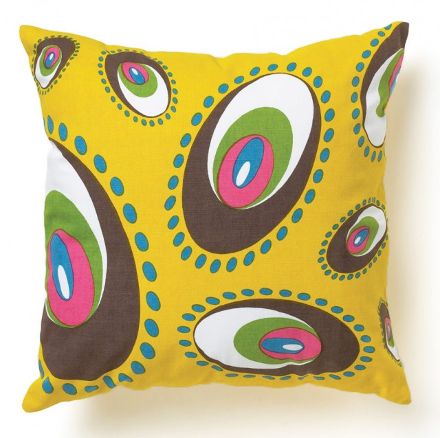 Ovoid Explosion PIllow