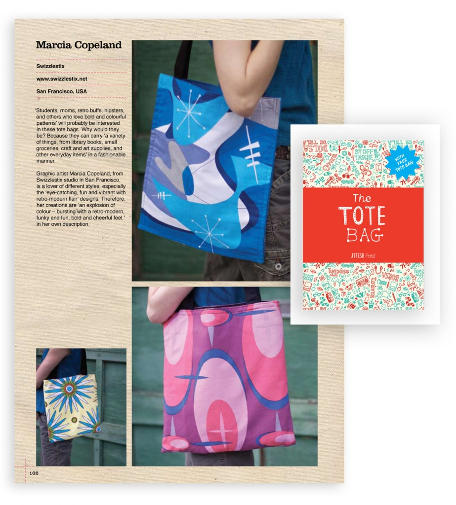 The Tote Bag Book feature