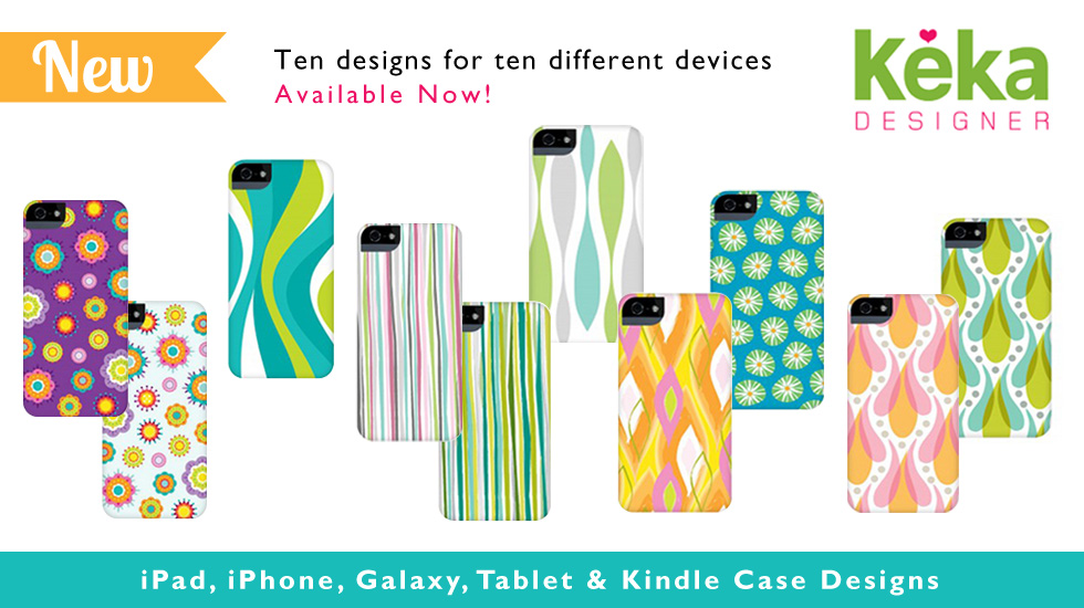 Keka Case designs