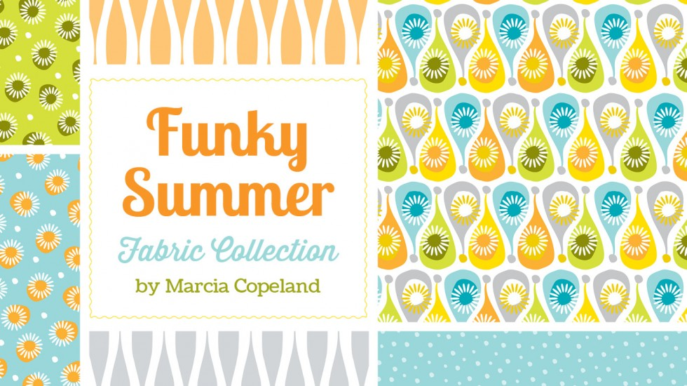 Funky Summer Fabric Collection